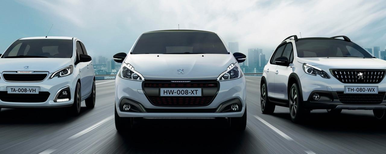 Peugeot kampanjat