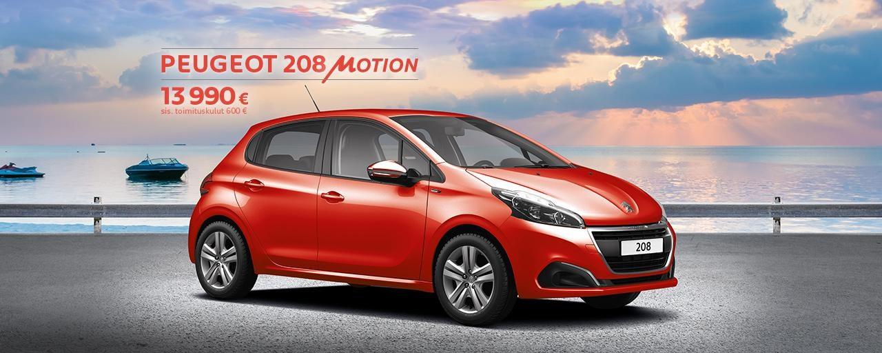 Peugeot 208 Motion 1280x512