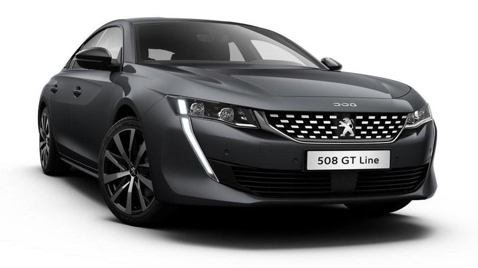 508 GT line