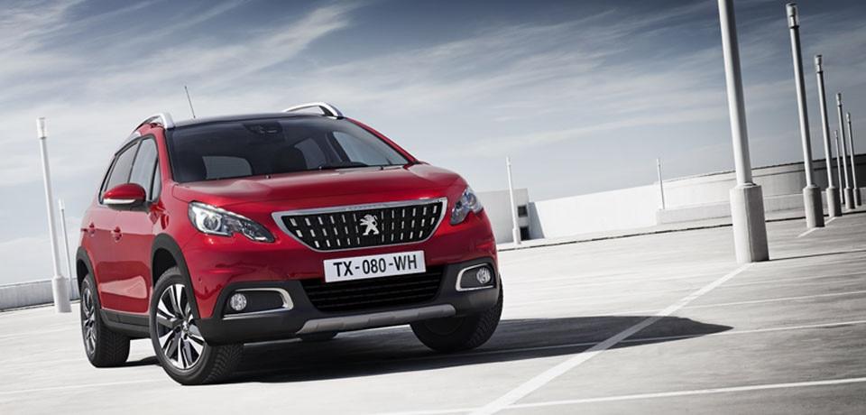 Peugeot 2008 Suv >> Videot