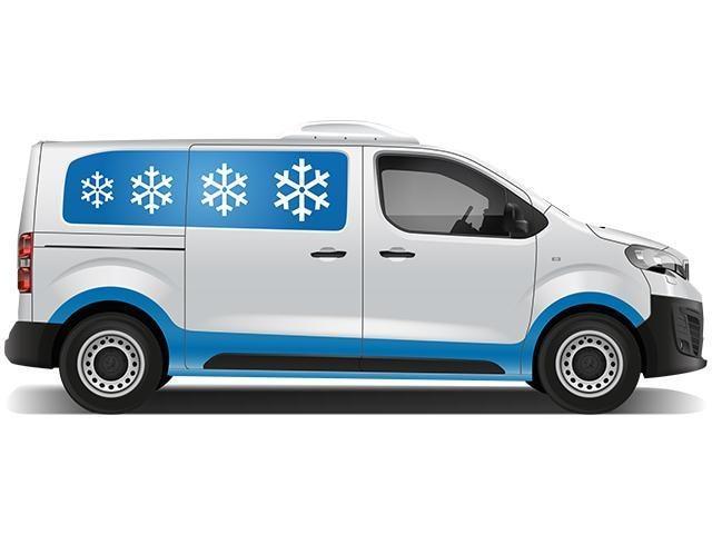 Expert kylmäkuljetusauto