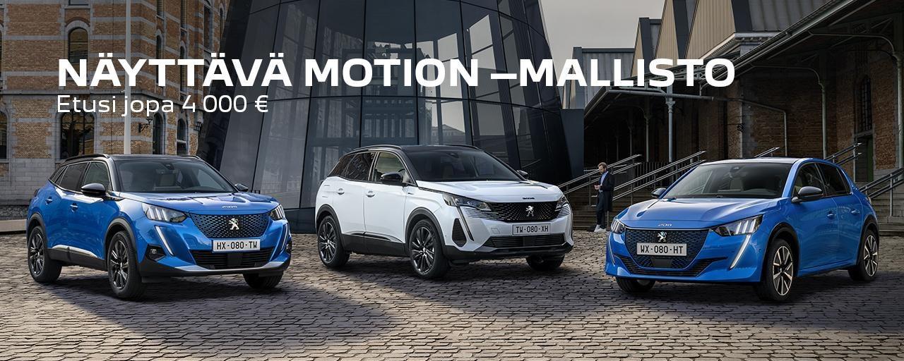 Peugeot motion mallisto