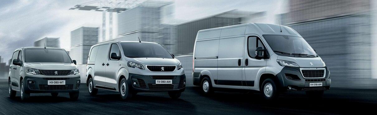 Peugeot hyötyajoneuvot