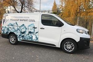 Peugeot kylmäkuljetus