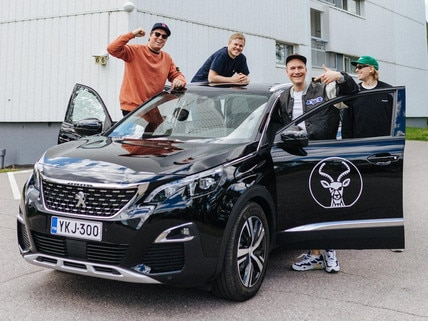 Peugeot ja Gasellit