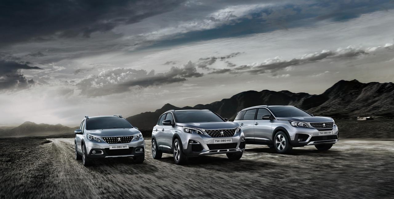 Peugeot Suv 3008 >> Peugeot Suv Mallisto Kompakteja Perhe Ja Maastoajoneuvoja