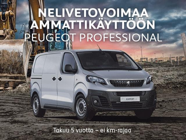 Peugeot expert neliveto