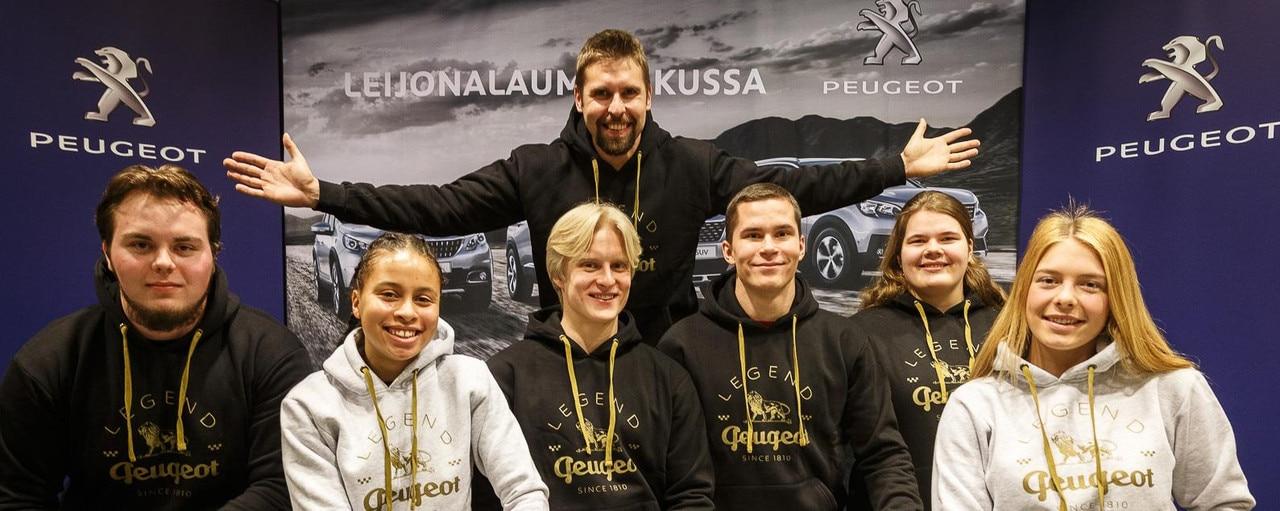 Peugeot-yleisurheilutiimi