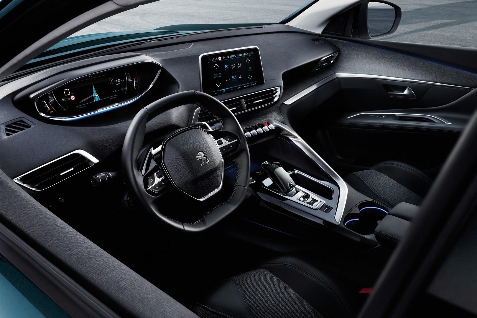 Peugeot 5008 Suv >> Uusi Suv Peugeot 5008