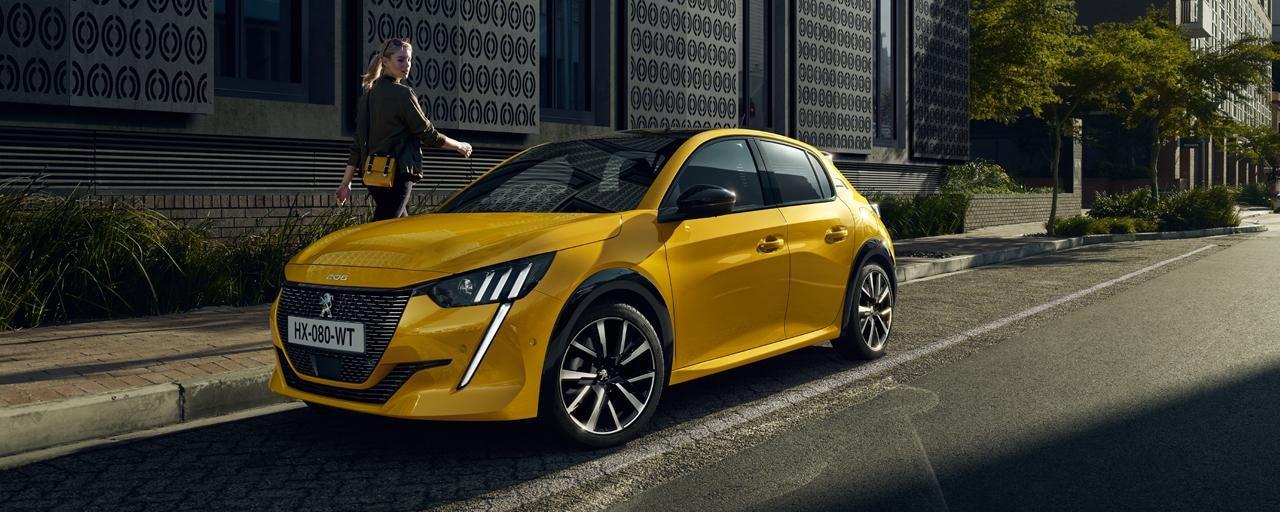Uusi Peugeot 208