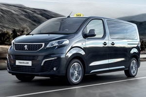 Peugeot Traveller taksi