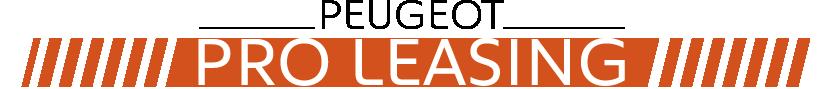 Peugeot proleasing logo