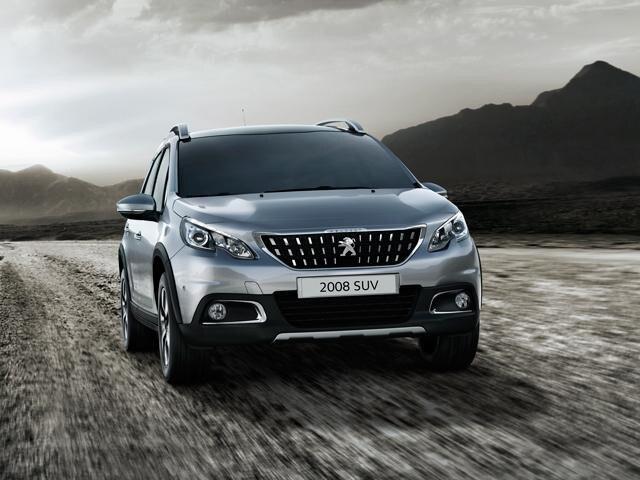 Peugeot 2008 Suv >> Peugeot Suv Mallisto Kompakteja Perhe Ja Maastoajoneuvoja