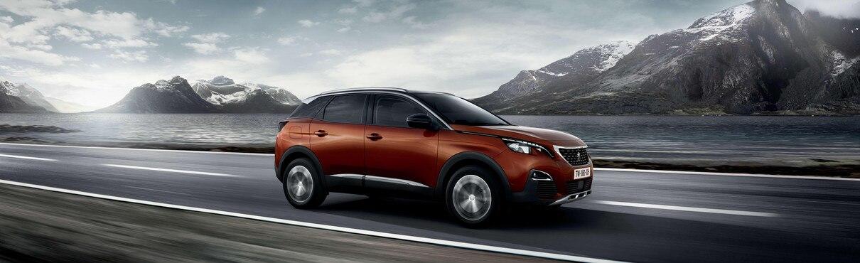 Peugeot 3008 SUV - Leijonanosa palkinnoista